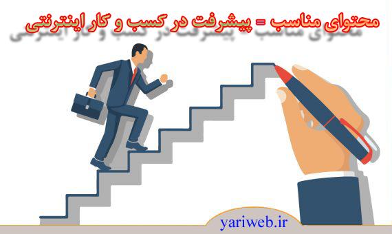 تولید محتوای-seo-یاری وب-yariweb